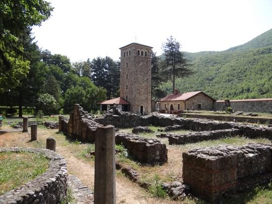 03. Ruine Patriarhia Pec