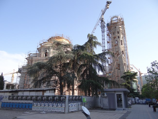 04. Catedrala mantuirii neamului macedonean