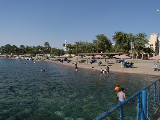 04. Plaja publica Aqaba