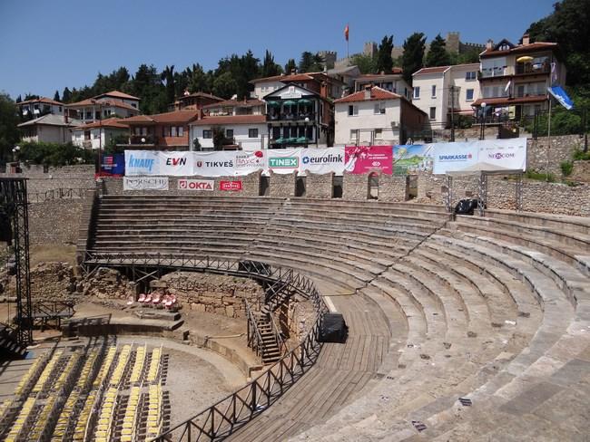08. Amfiteatrul din Ohrid