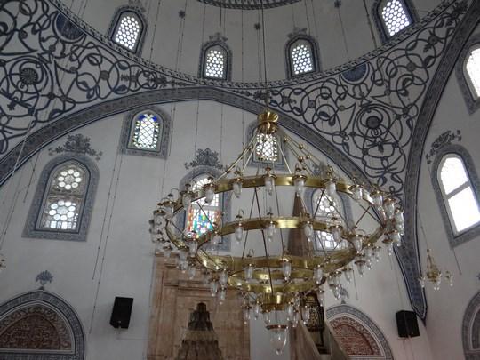 08. Interior moschee Pristina