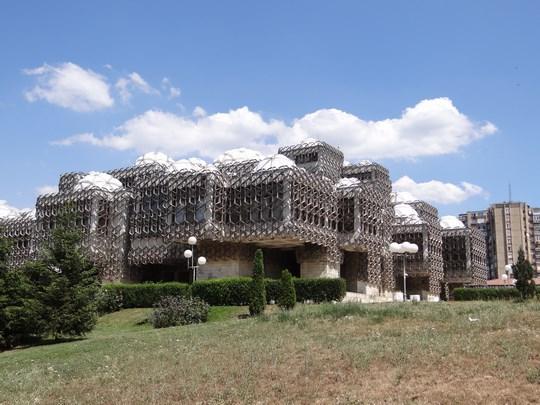 09. Biblioteca Pristina
