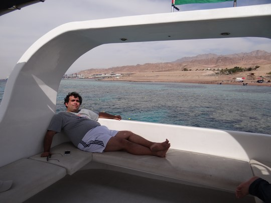 11. Croaziera Aqaba