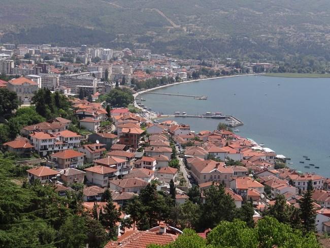 12. Ohrid - orasul vechi