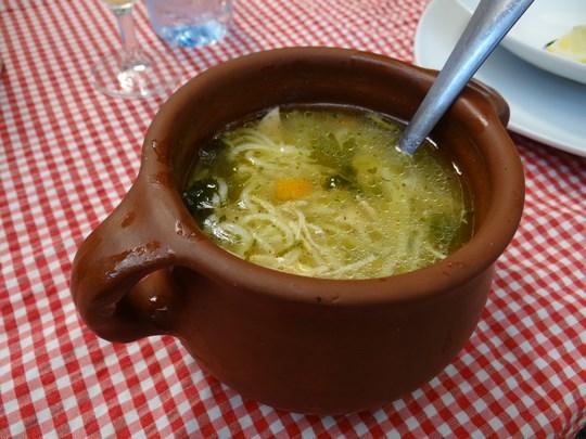 13. Supa in Pristina