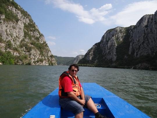 16. Cazanele Dunarii