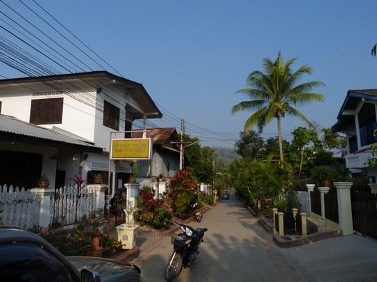 16. Strada Luang Prabang