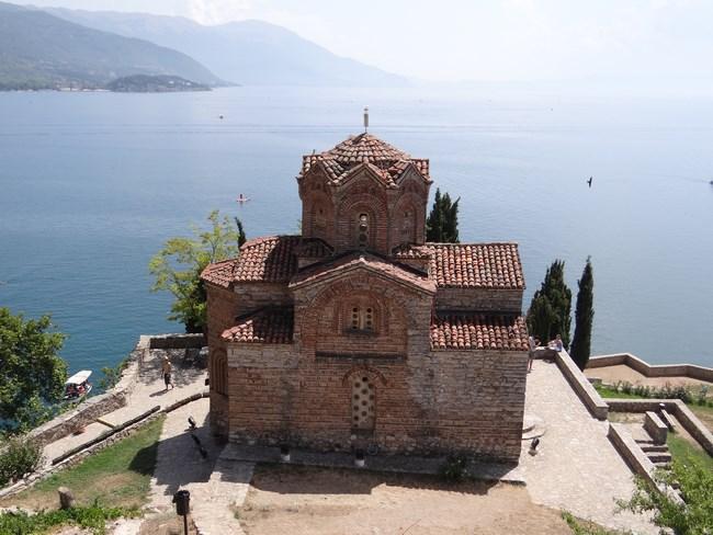 17. Sf. Iovan - Ohrid