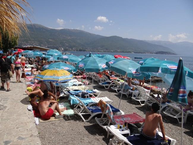 19. Ohrid Beach