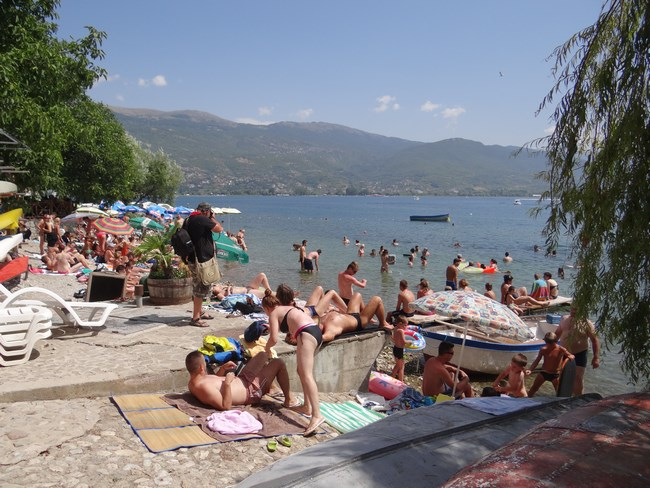 20. Lacul Ohrid