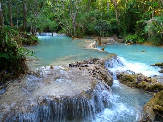 22. Cascada Laos