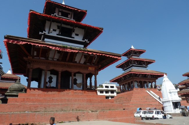 01. Durbar Square - Kathmandu