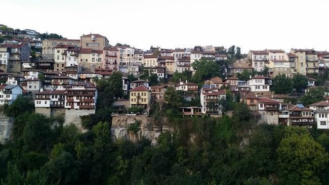 02. Orasul vechi - Veliko Trnovo
