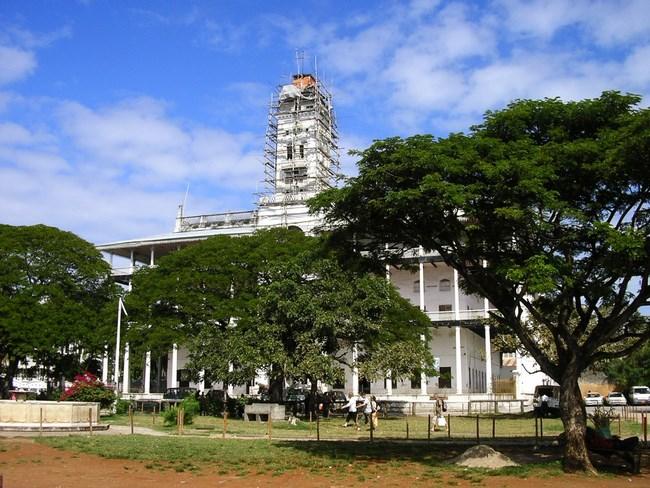 02. Stonetown - Zanzibar