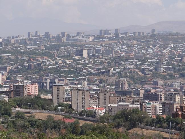 04. Erevan vazut de sus