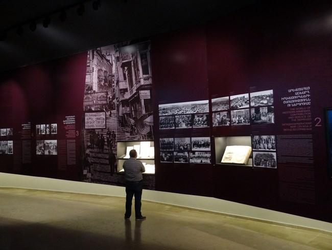 05. Muzeul Genocidului Armean