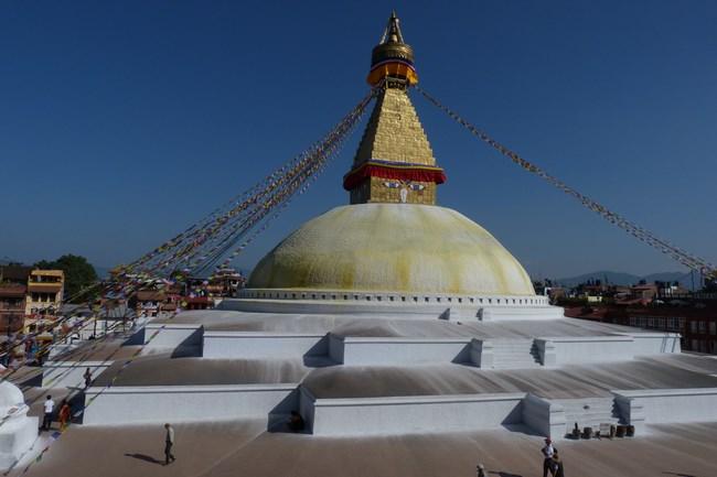 07, Stupa de la Bouddha