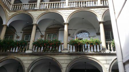 07. Curte interioara - Lviv