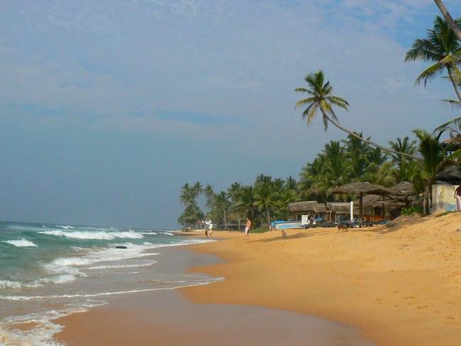 07. Plaja Hikkaduwa
