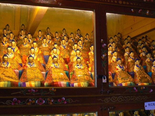10, Statui Buda - Tibet