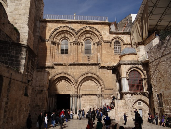 11. Biserica Sf. Mormant - Ierusalim