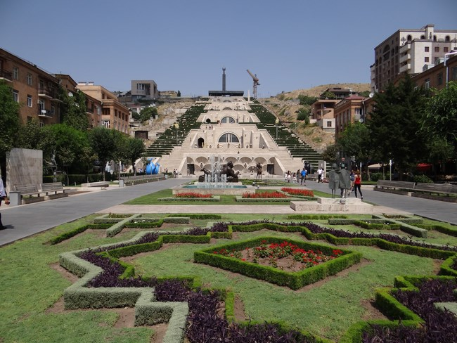 11. Cascade Erevan