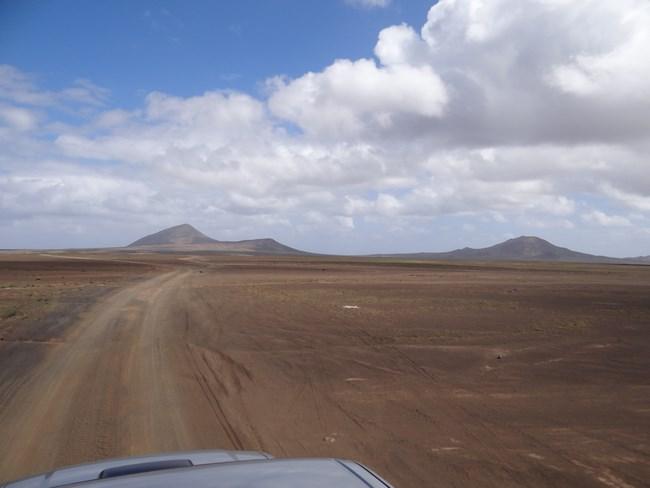 17. Jeep tour - Capul Verde