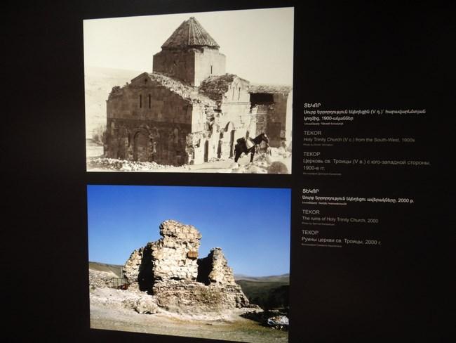 17. Monumente armenesti distruse de Turcia
