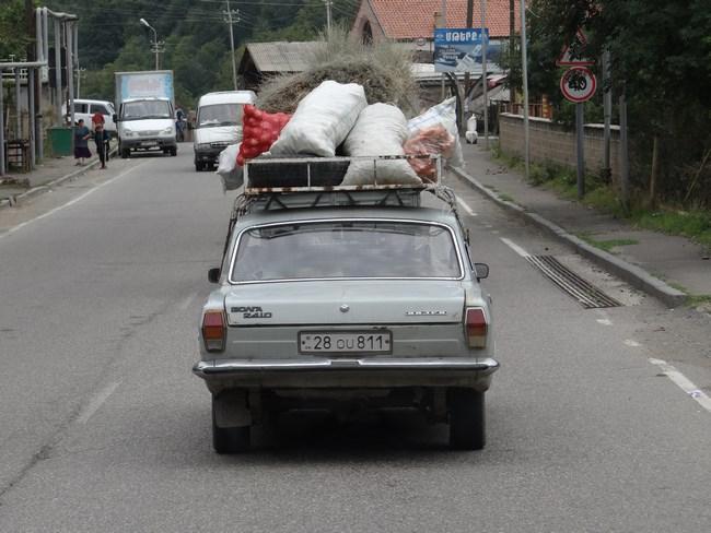 21. Volga in Armenia