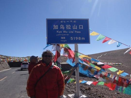 01. 5200 metri altitudine
