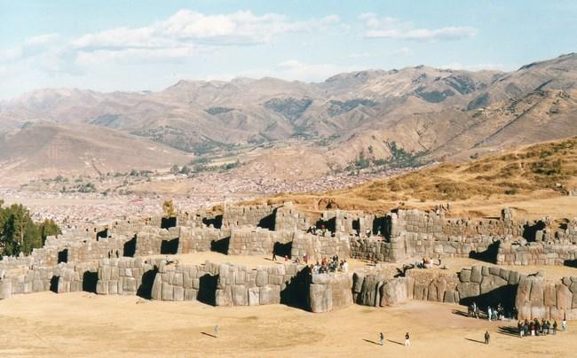 01. Saqsaiwaman, citadela din Cuzco