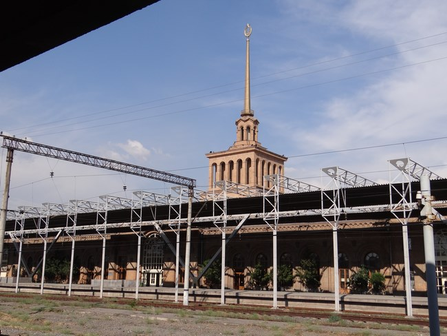 03. Gara din Erevan