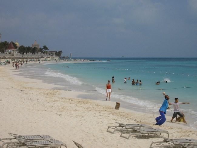 03. Plaja Mexic