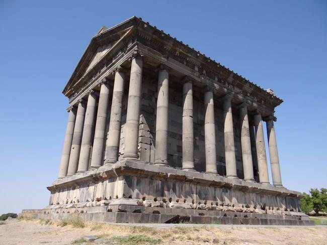 04, Templul pagan de la Garni