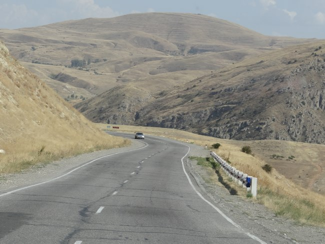 04. Drumuri in Armenia
