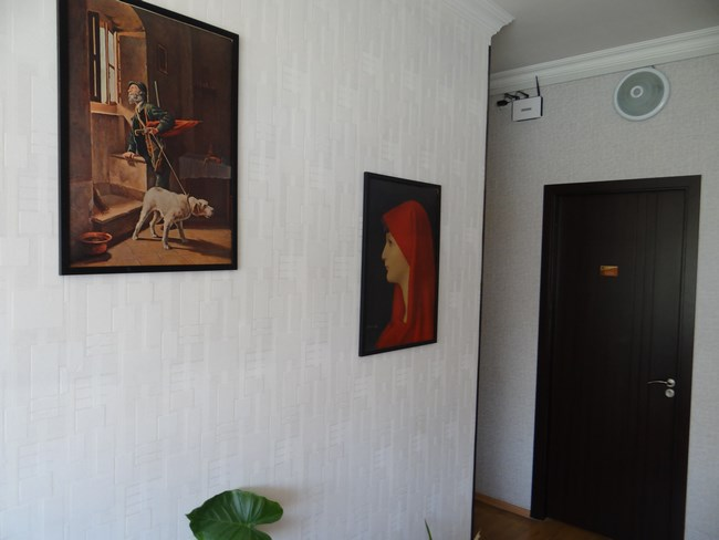 06. Hotel Hirmas Tbilisi
