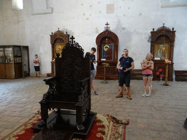 06. Tronul patriarhului
