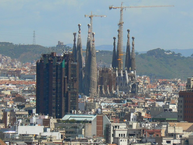 07. Sagrada Familia - Barcelona