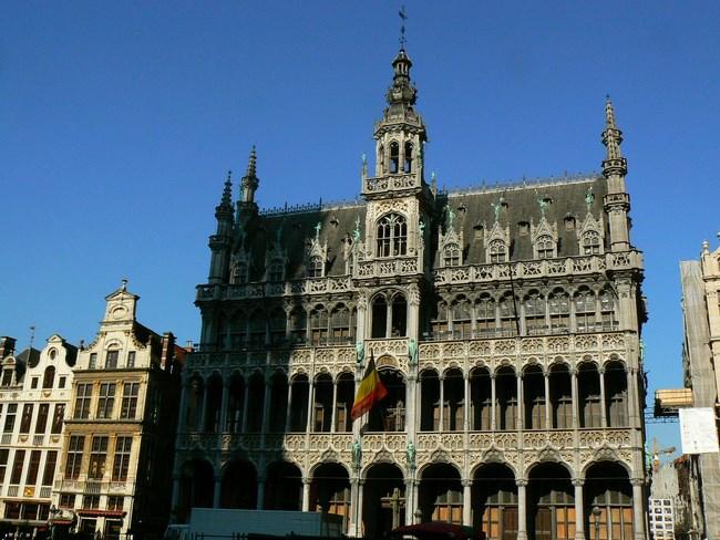 10. Maison du Roi - Bruxelles