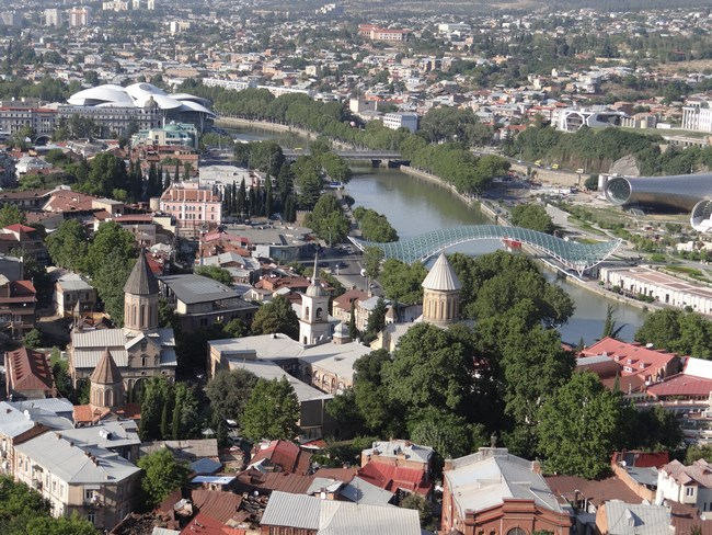 11. Panorama Tbilisi