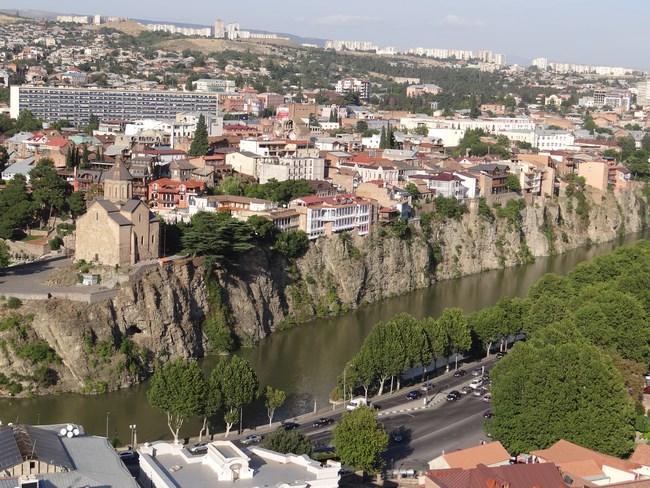 12. Canion Tbilisi