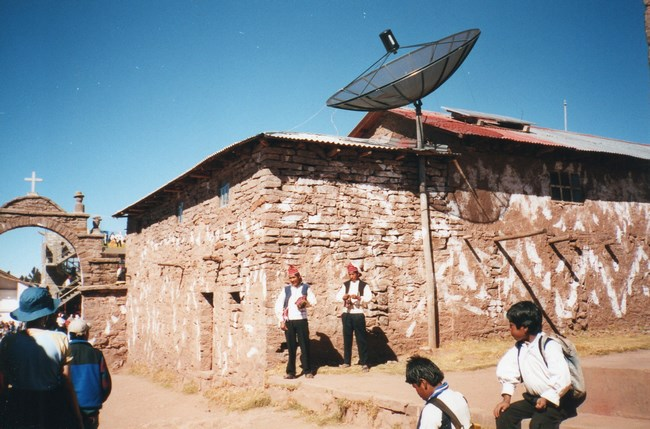 12. Satul din Taquile