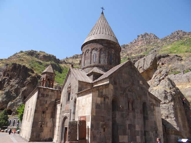 13. Geghard, Armenia