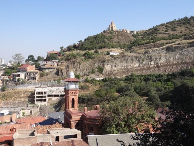 18. Panorama Tbilisi musulman