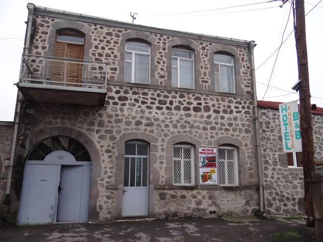 19. Andranik B&B Goris