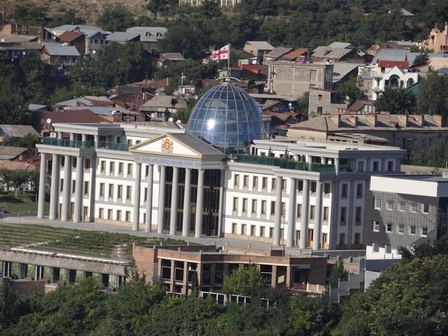 20. Palatul prezidential