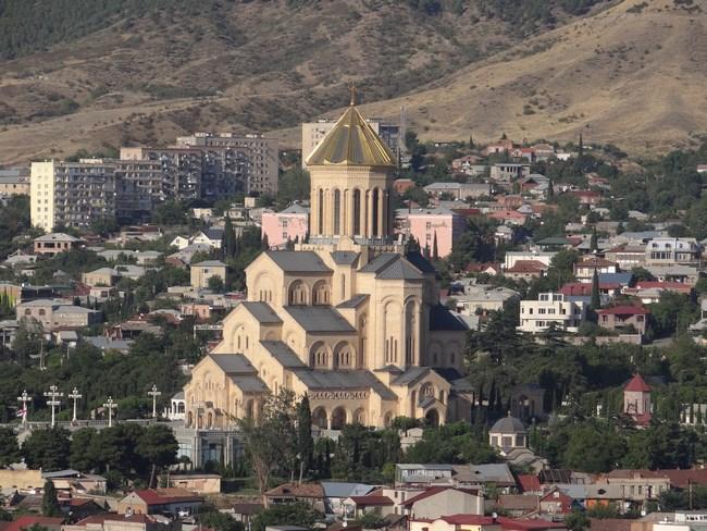 22. Catedrala Tbilisi