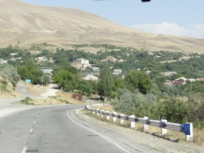 22. Drum prin Armenia