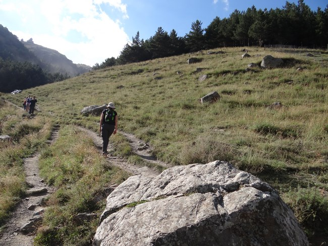 24. Trekking in Caucaz
