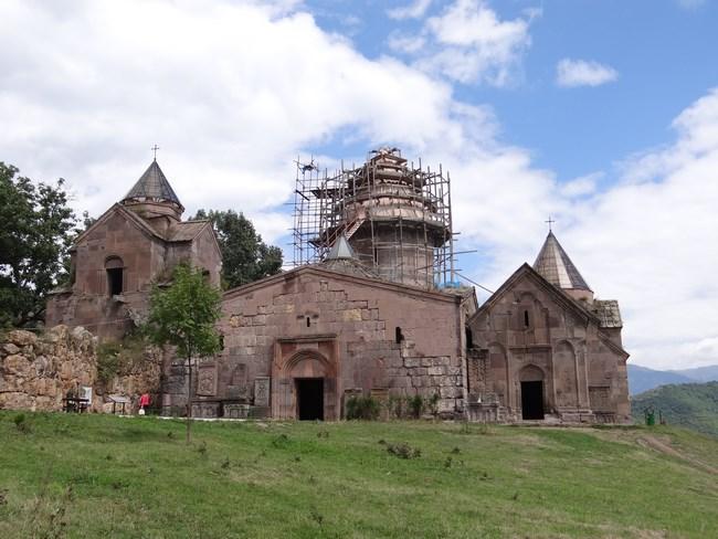 25. Goshavank, Armenia